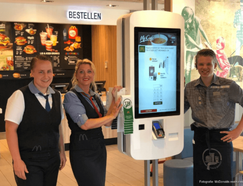 Table Service bij McDonald's